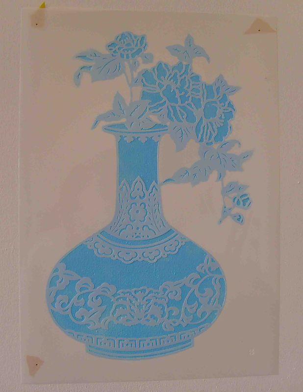 4b silhouette stencil detail53