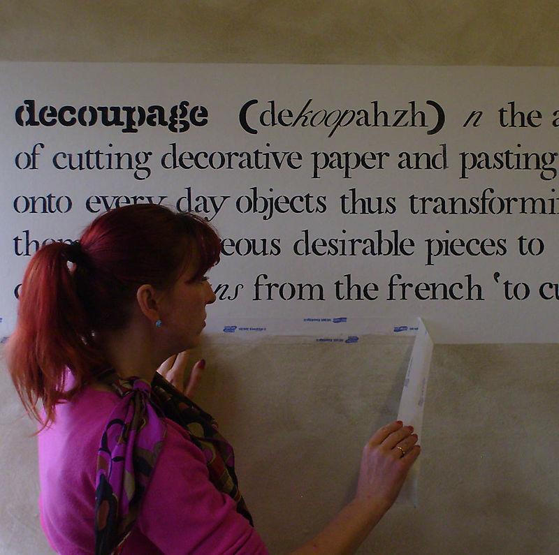 Decoupge stencil 1