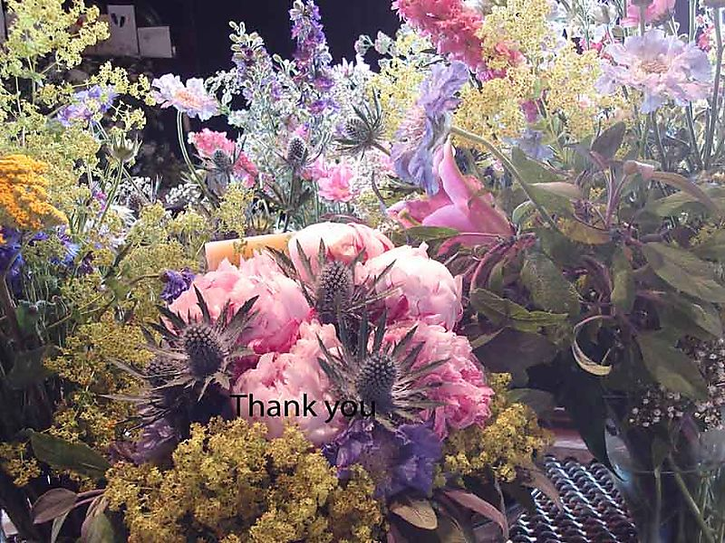 Thank you flowers285