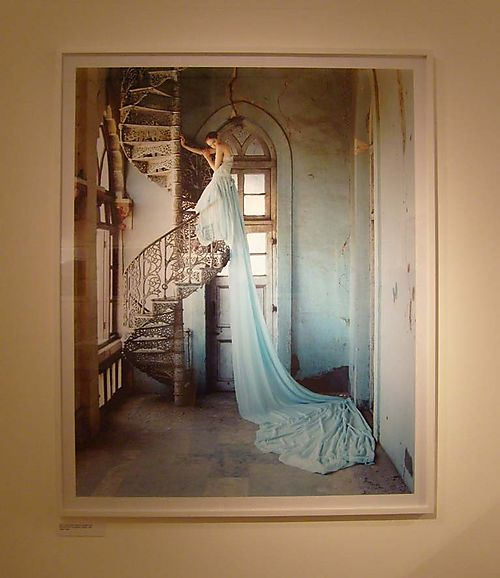 Tim Walker India staircase54