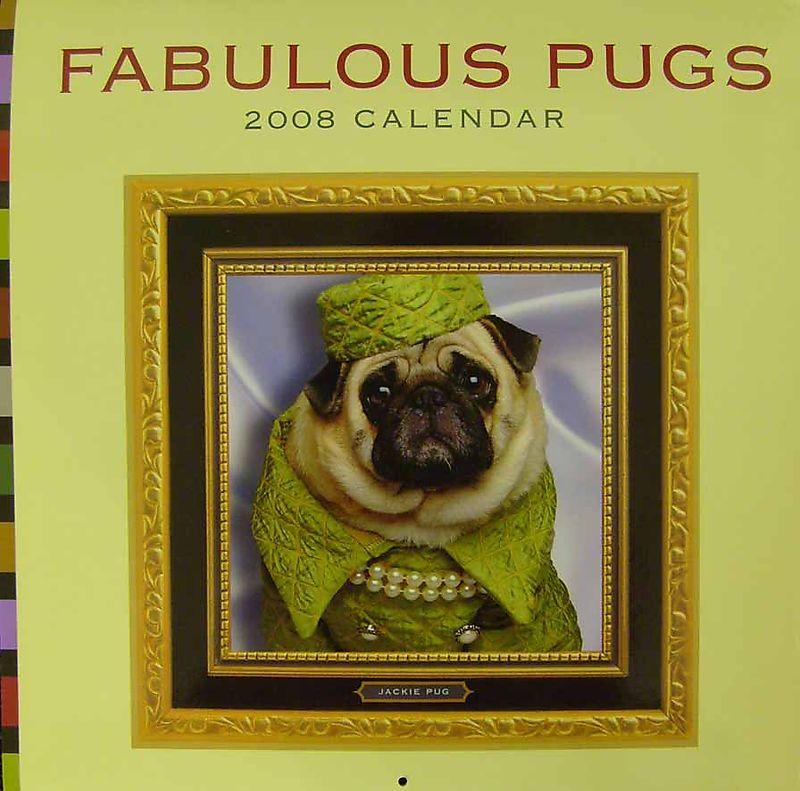 Fabulous Pugs Calender 76
