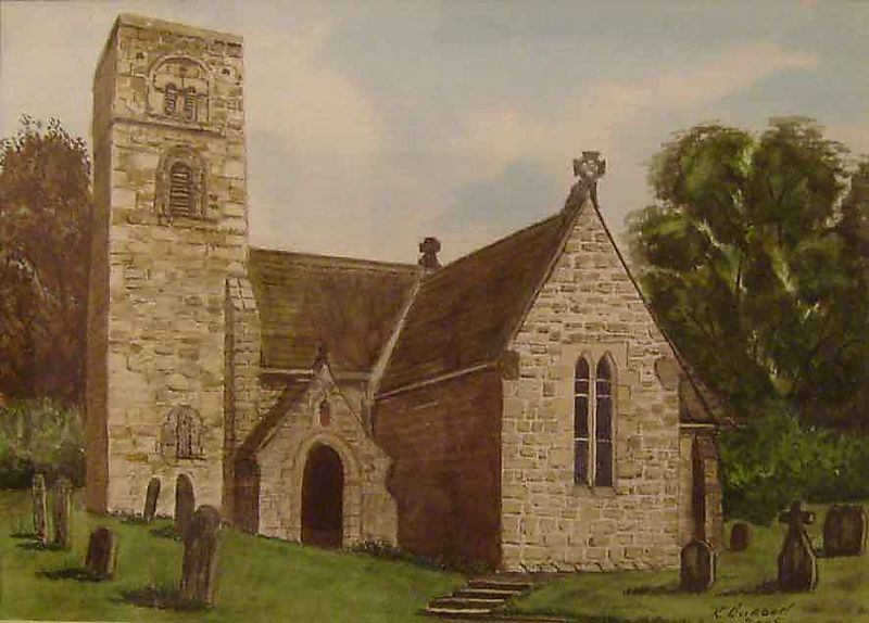 11 Bywell St Andrews painting