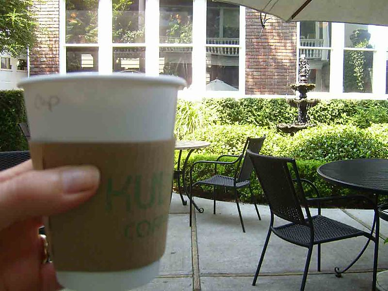 Kudu coffee 81