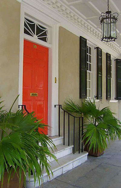 Charleston doorway 04