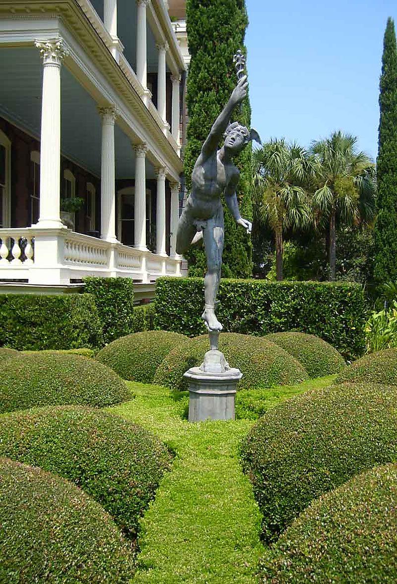 The Calhoun House bun garden 99