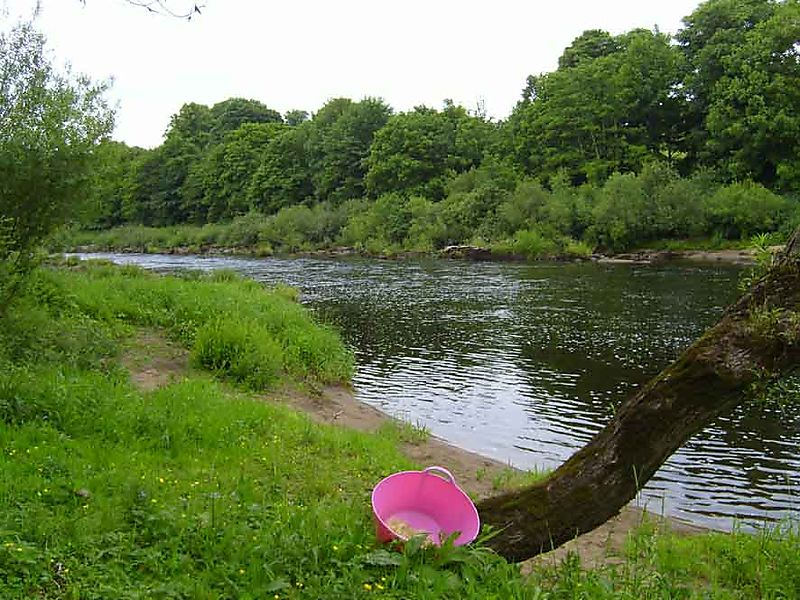 Resting by the River Tyne 58