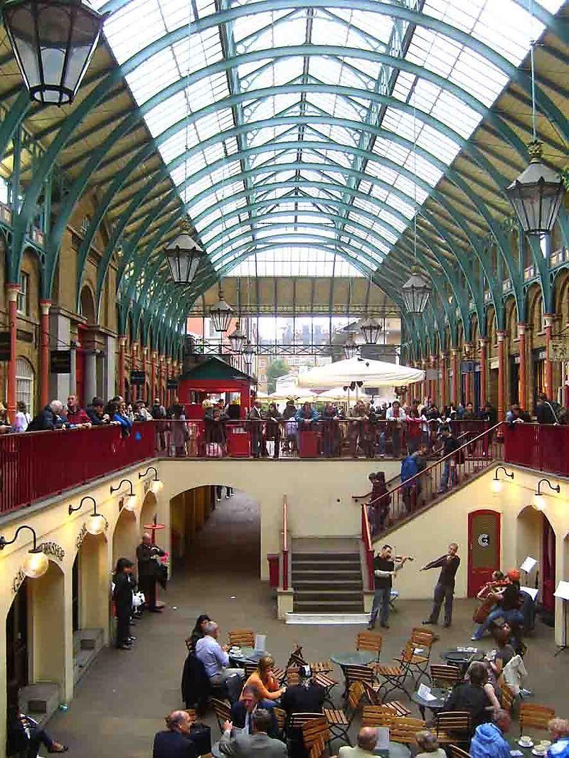 Covent Garden London 01