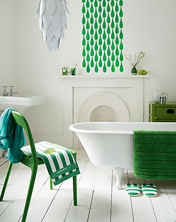 Greenbathroom