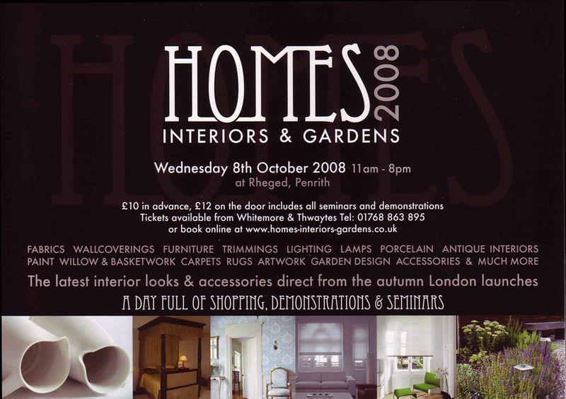 Homes Interiors & Gardens 2008