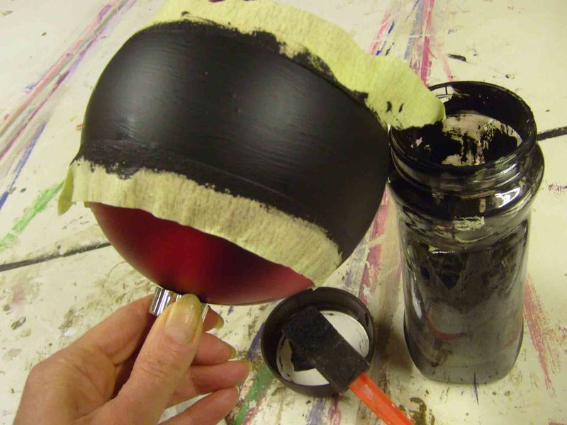Masking the bauble 56