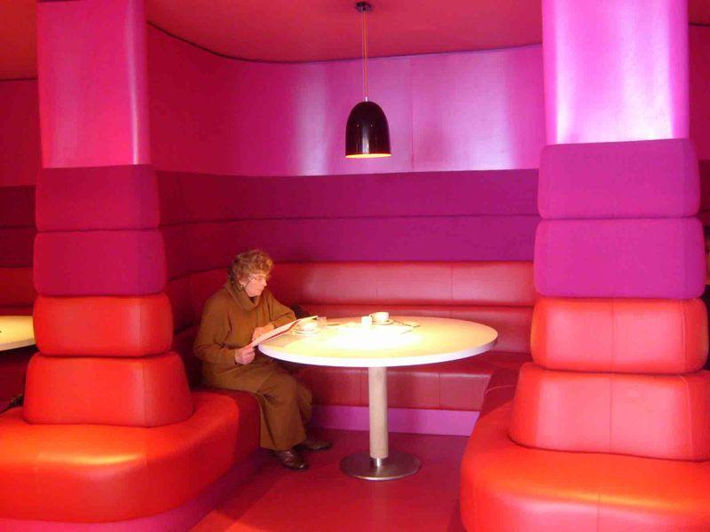 Table in the Rotunda 13