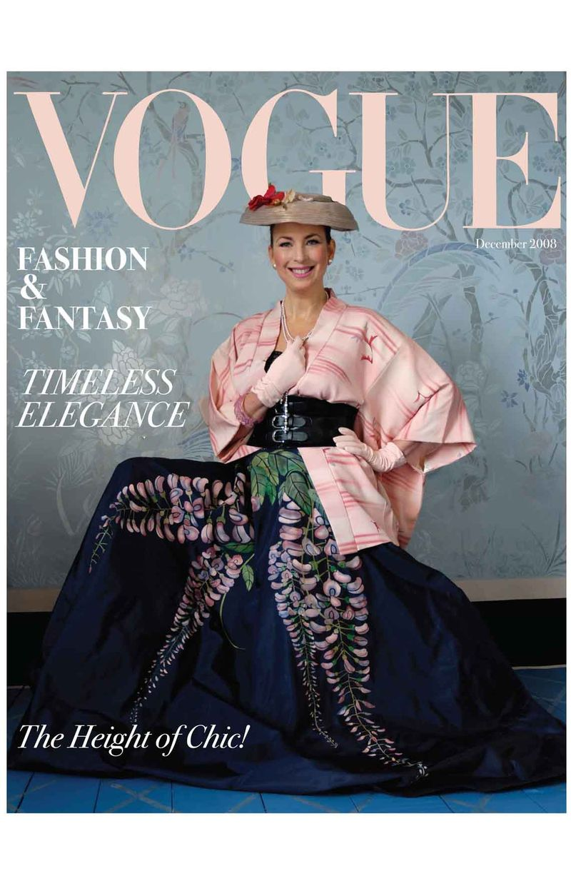 Helen's Vogue Cover