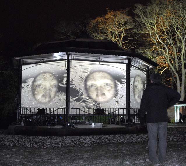 10 ENCHANTED PARKS bandstand