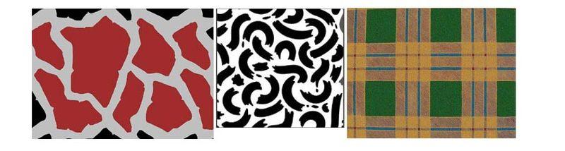 Patterns at hairsalon