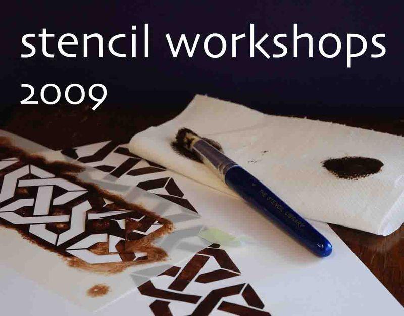 Stencil workshop 09 header