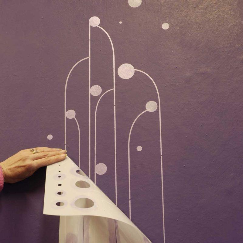 4 revealing dot stencils web