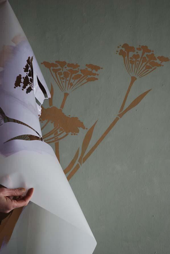 4 reveal fennel stencil