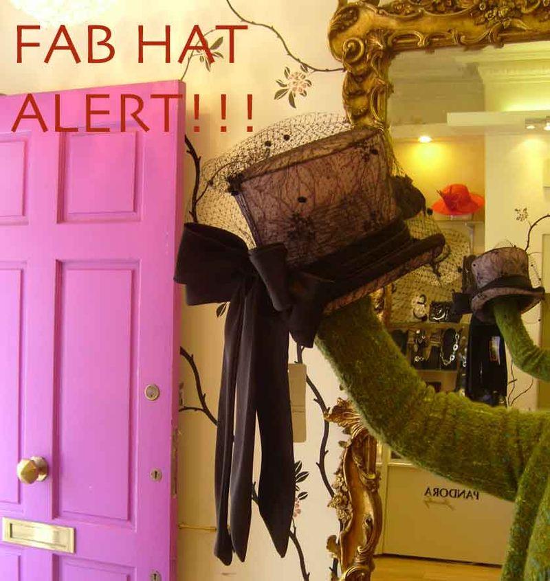 Fab hat alert
