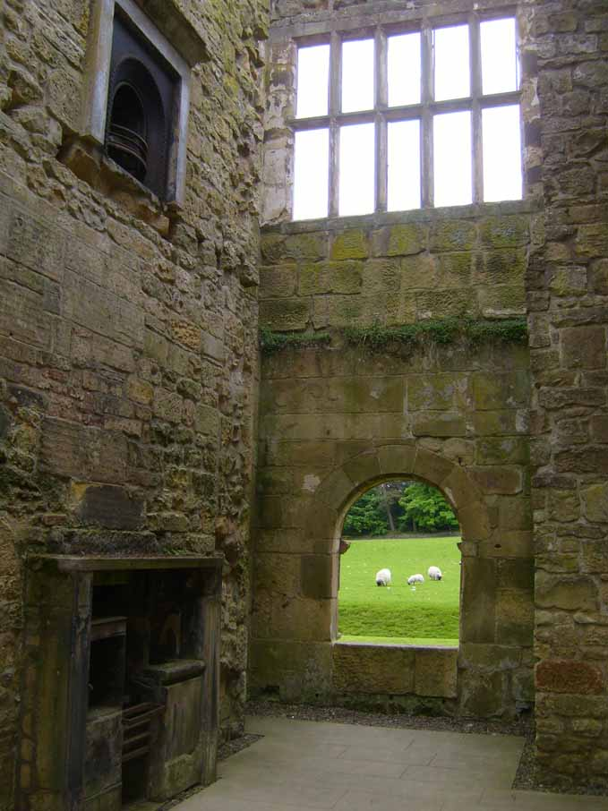 Belsay Castle 13