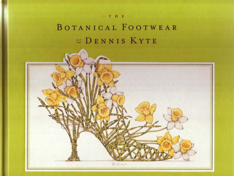 Dennis kyte botanic book
