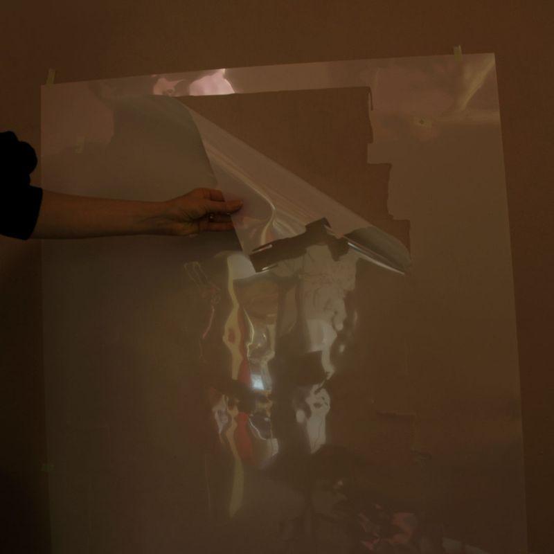 3 remove stencil centre