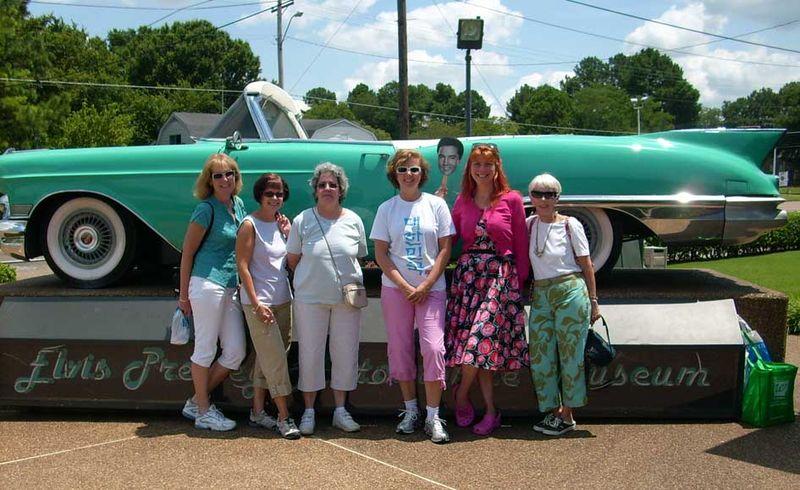Elvis aqua car 45
