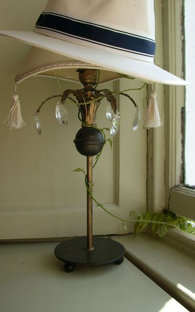 Stocksfield wisteria lamp .48 2