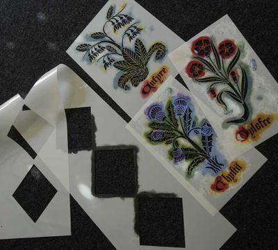 the stencil library GMT stencils
