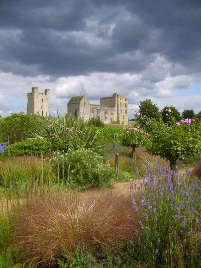 Helmsley walled garden H morris