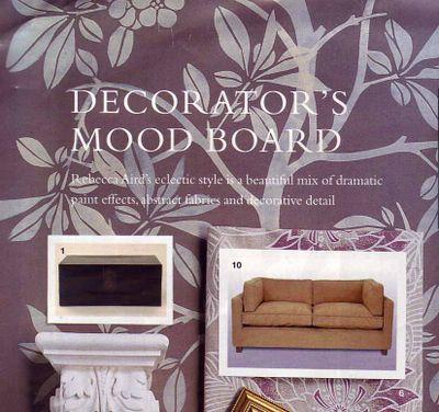 DR2 Mood board Homes n gardens