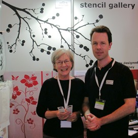 Helen and Nic sten gall