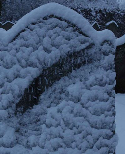 Bywell gravestone 252