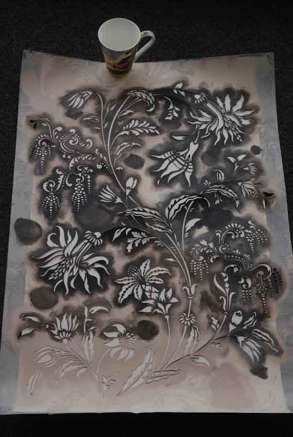 Ch free stencil 5578