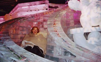 Helen morris ice skelter