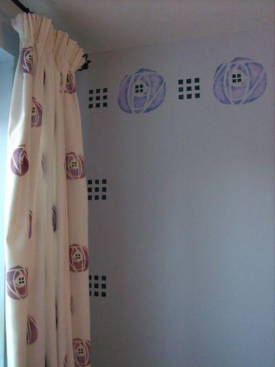 Mums mackintosh room 4518