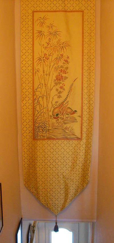 Pheasant wallhanging mums 4595