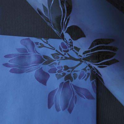Stencil envelope 278