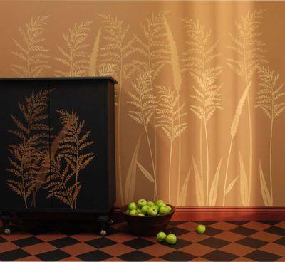 Grass stencil-library LTL em