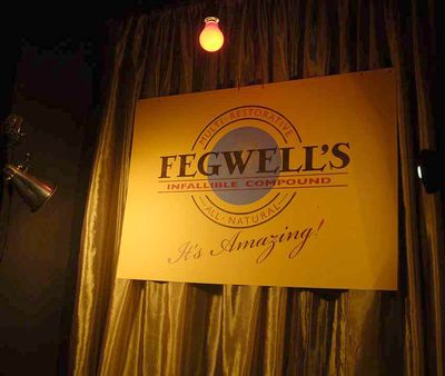 Fegwells infallible compound 16