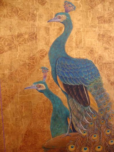 Yaeko peacocks salon 169