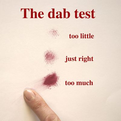 3 sample dab test