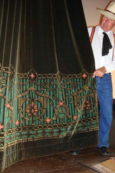 Patricia theatre curtains em884