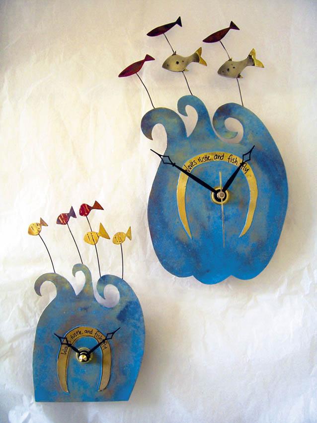 Jill Clock-Fish
