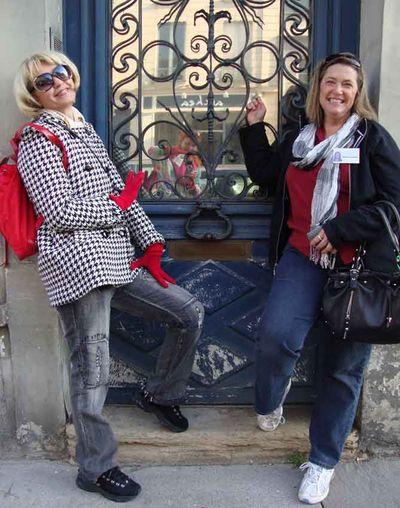 Sheri Tatiana and me salon 265