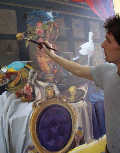 Salon 2010 mural 468