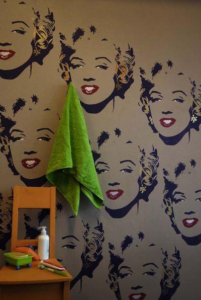 Bathroom VN godess 61