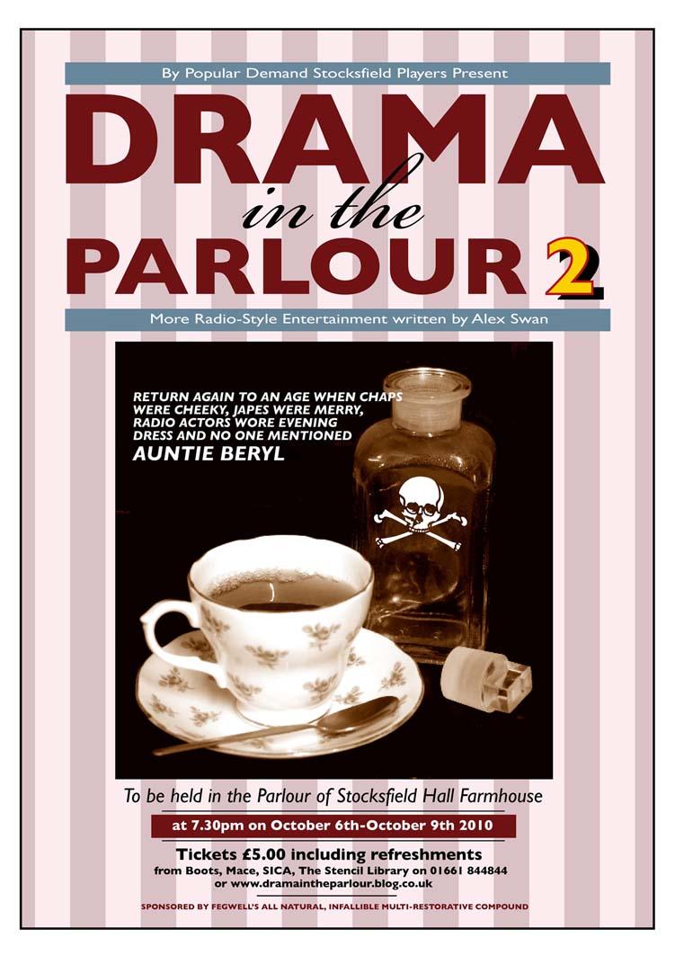 Drama 2 poster em