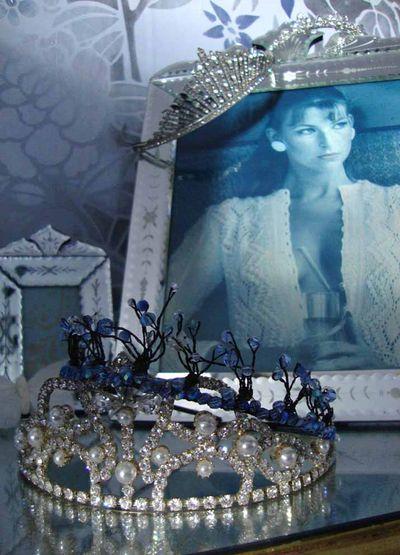 Tiara display 22