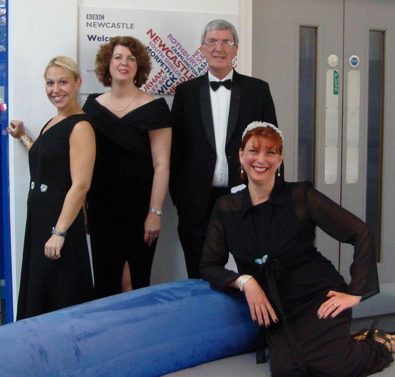Drama in the Parlour BBC newcastle em52