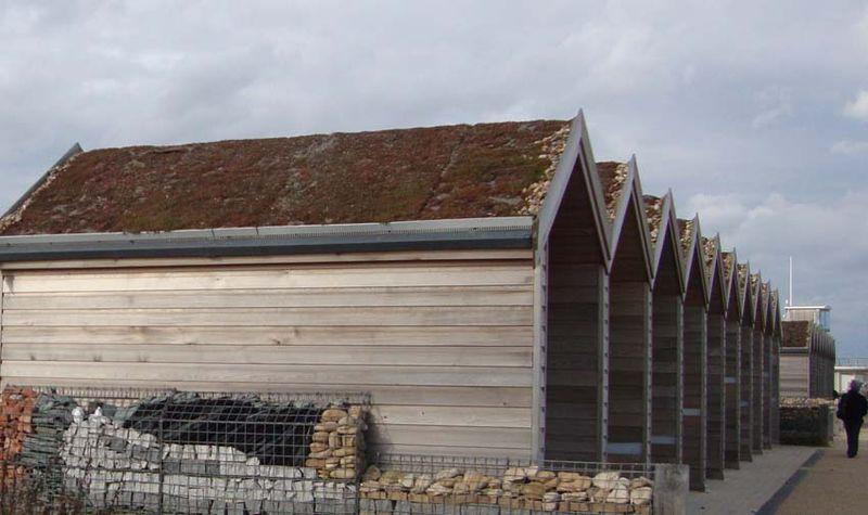 Blyth beach huts 806